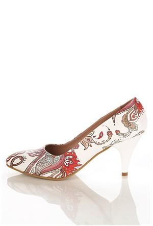 Los Ojo Ysn 016 Kısa Stiletto Kadın Topuklu Ayakkabı