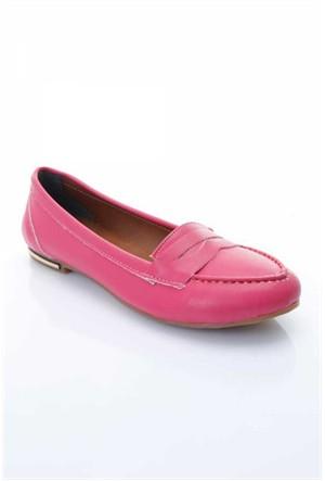 Shoes&Moda Fuşya Kadın Babet 509-1016-1050013