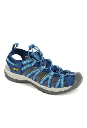 Keen Mavi 1014206 Whısper W-Poseıdon/Blue Danube Sandalet