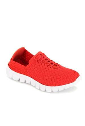 Lumberjack Kırmızı Sneakers Ayakkabı A3348222