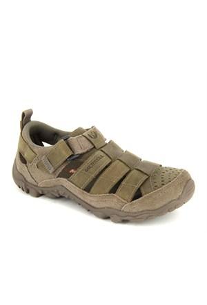 Merrell Yeşil J71095 Tellurıde Wrap Sandalet