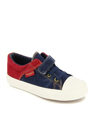 Dockers Lacivert Sneakers Ayakkabı A3340740