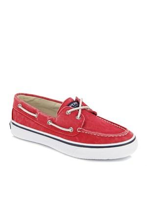 Sperry Kırmızı Loafer Sts13330