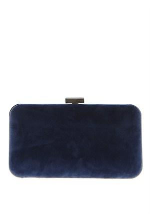 Derigo Kadın Portföy Çanta Mavi