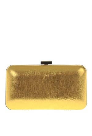 Derigo Kadın Portföy Çanta Altın