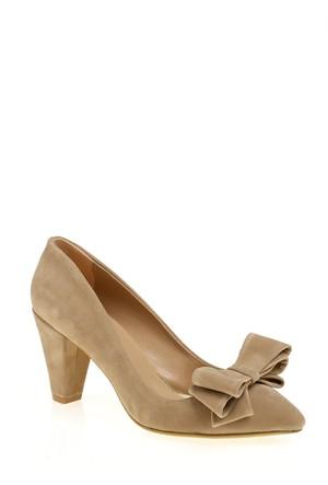 Derigo Kadın Klasik Ayakkabı Ten