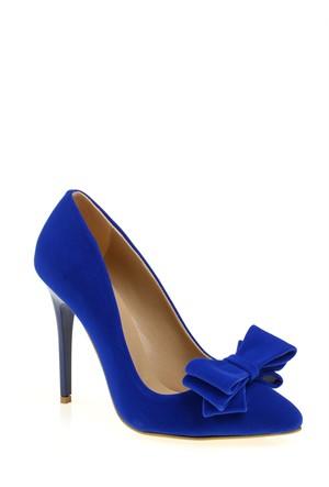 Derigo Kadın Klasik Ayakkabı Saks