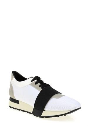Derigo Kadın Spor Ayakkabı Beyaz