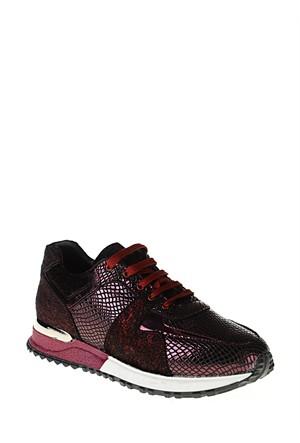 Derigo Kadın Spor Ayakkabı Bordo