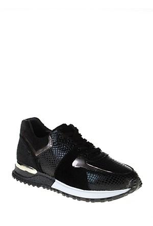 Derigo Kadın Spor Ayakkabı Siyah