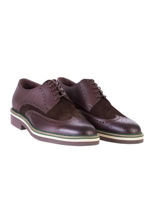 Kiğılı Eva Taban Deri Ayakkabı 6Yocje15670
