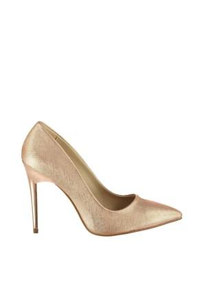 Pembe Potin İvana Roz Ayakkabı