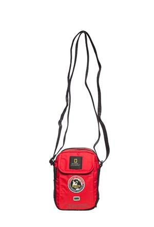 National Geographic Çapraz Çanta Kırmızı N0-1113.35