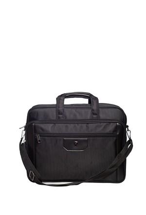 Hard Case Evrak Çantası Siyah HC7009