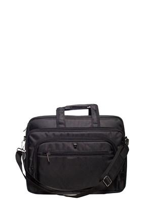 Hard Case Evrak Çantası Siyah HC7010