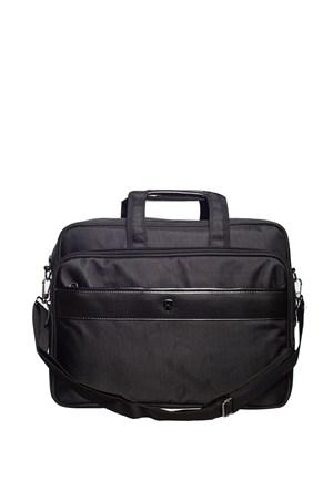 Hard Case Evrak Çantası Siyah HC7011