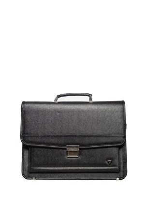 Hard Case Evrak Çantası Siyah HC7100
