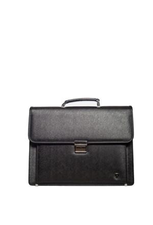 Hard Case Evrak Çantası Siyah HC7101