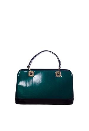 Kriste Bell Omuz Çantası Yeşil - Siyah 22488
