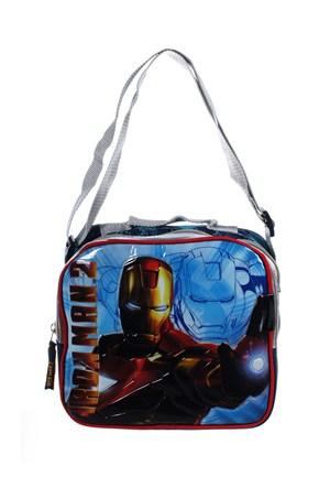 Iron Man Beslenme Çantası Lacivert 24384
