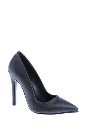 Derigo Siyah Lavezzi Kadın Ayakkabı 241815