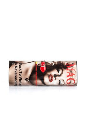 İroni Magazin Baskı Çanta