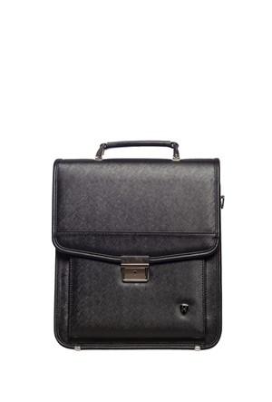 Hard Case Evrak Çantası Siyah HC7103