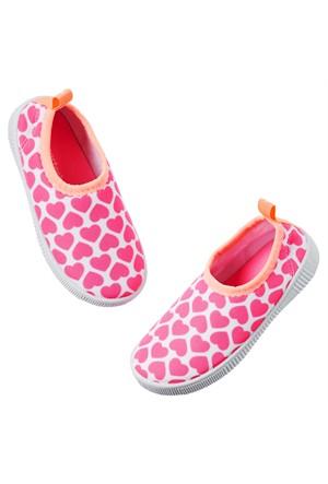 Carter's Küçük Kız Çocuk Ayakkabı-Aqua Floatıe-G