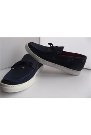 Termo Kauçuk Tabanlı Süet Erkek Ayakkabısı
