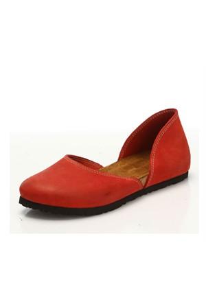 Sothe Shoes Sb-1109 Hakiki Deri Kadın Sandalet