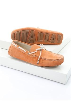 Versace 19.69 Abbigliamento Sportivo Srl. Deri Erkek Ayakkabı