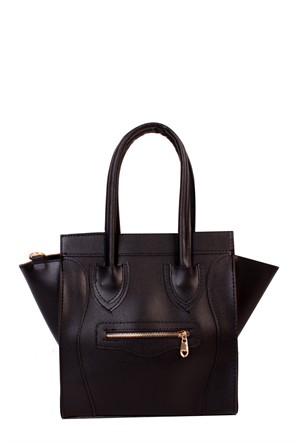 Ytş Çanta Siyah Kadın El Çantası - 188