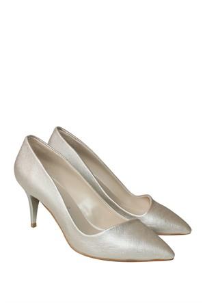 Mina Moor Ayakkabı Sedef Klasik Kadın Ayakkabı - 11901