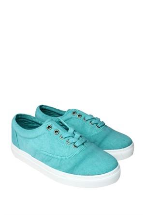 Dosteli Ayakkabı Mint Yeşil Nbn Kadın Vans - 141