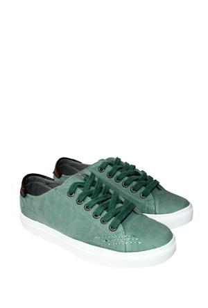 Dosteli Ayakkabı Yeşil Nbn Kadın Vans - N8