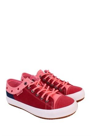 Dockers Kırmızı - Pembe Kadın Spor Ayakkabı - 218656
