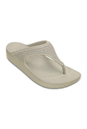 Crocs Crocs Sloane Dıamante Flip Bayan Terlik 203128-018