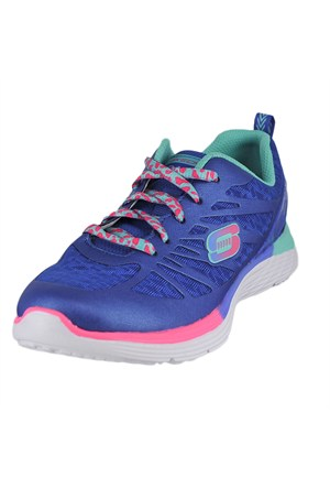Skechers Bayan Spor Ayakkabı 81696L-Blnp