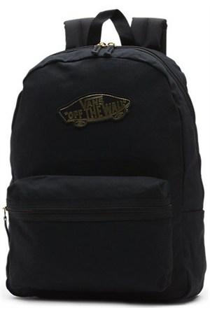Vans 6K6blk Realm Backpack 50Th Günlük Çanta