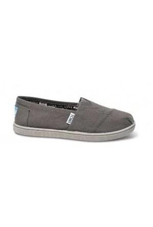 Toms 012001C13-Ltg Natural Canvas Yt Clsc Çocuk Günlük Ayakkabı
