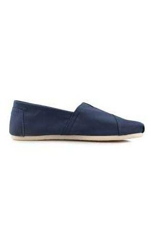 Toms 10000866-Nvy Erkek Günlük Ayakkabı