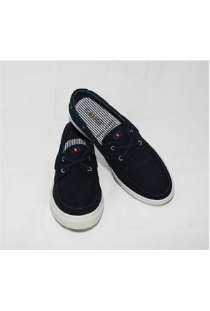 Gaudi 205 Lacivert Ayakkabı