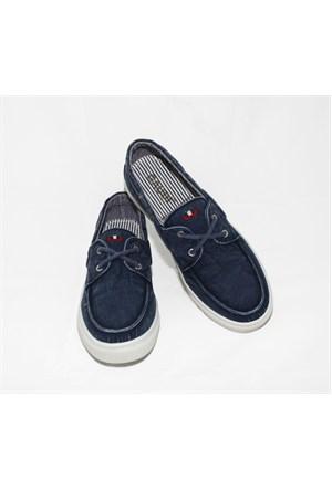 Gaudi 211 Mavi Ayakkabı