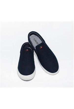 Gaudi 258 Lacivert Ayakkabı