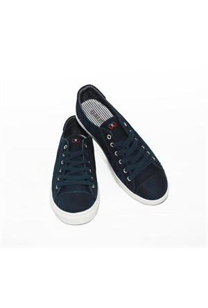 Gaudi 307 Lacivert Ayakkabı