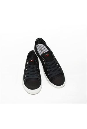 Gaudi 305 Siyah Ayakkabı