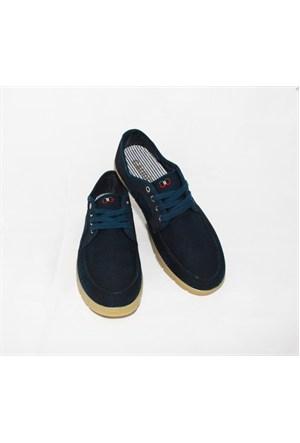 Gaudi 358 Lacivert Ayakkabı