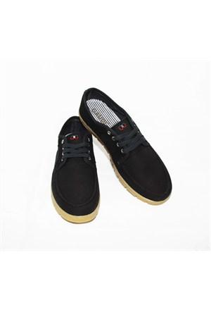 Gaudi 355 Siyah Ayakkabı