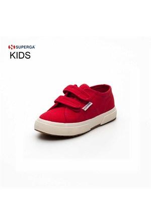 Superga Classic X01021 S0003e0 Red 2750-Jvel Ayakkabı