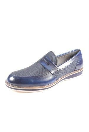 Commodore 267-232 Lacivert Erkek Ayakkabı